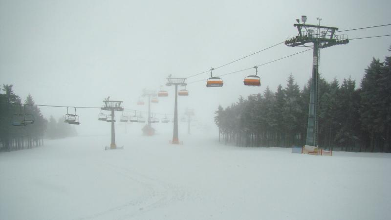 W Zieleńcu znów dobre warunki narciarskie