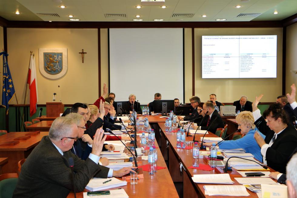 Legnica ma budżet na rok 2017