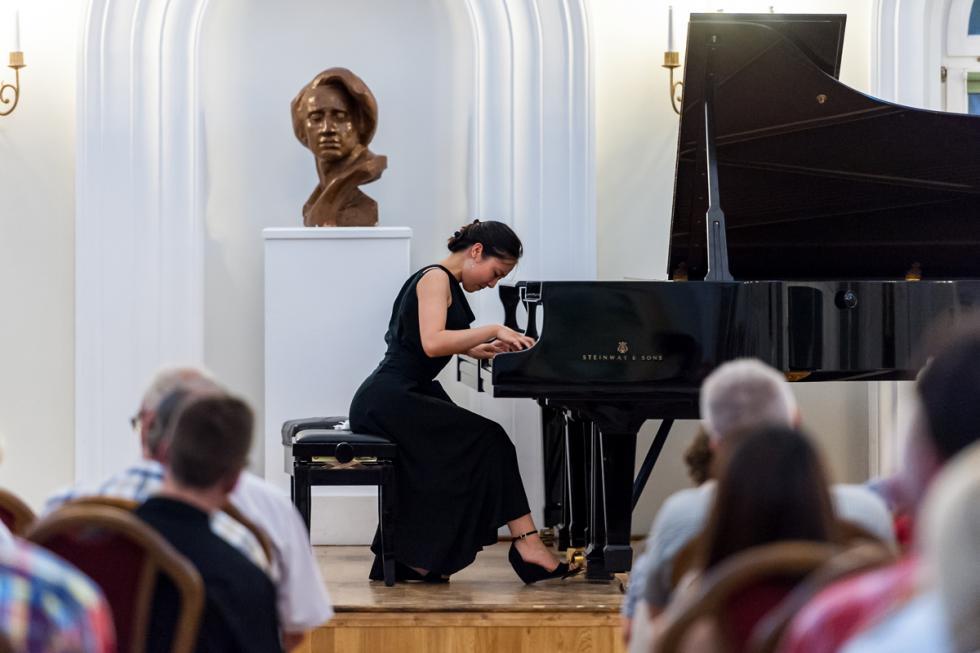 XL Międzynarodowy Mistrzowski Kurs Pianistyczny wDusznikach-Zdroju