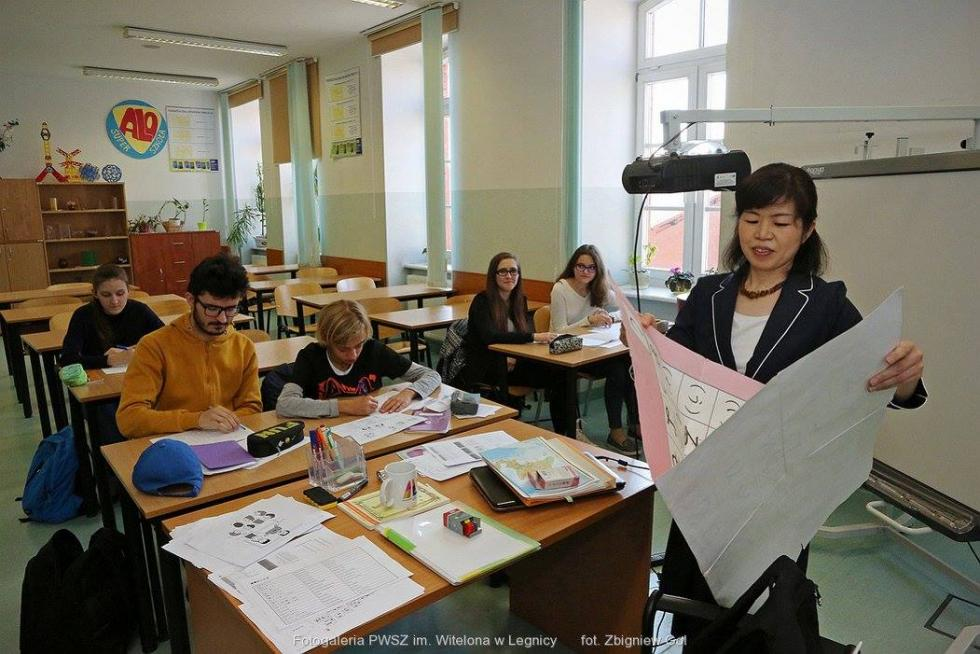 Język japoński dla studentów PWSZ