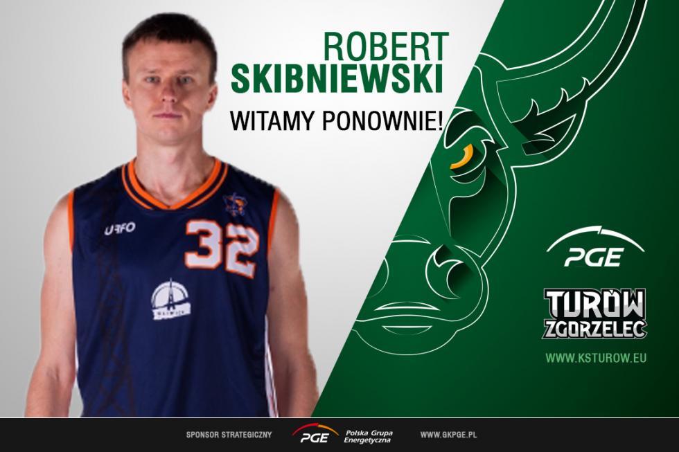Robert Skibniewski ponownie wZgorzelcu