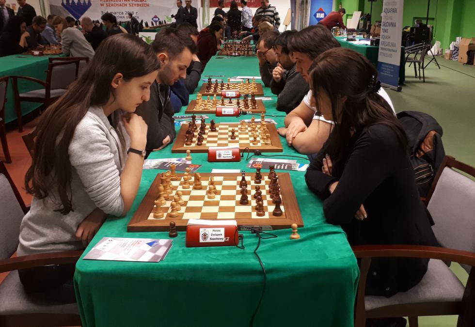 Mistrzostwo Polski szachistów Miedzi