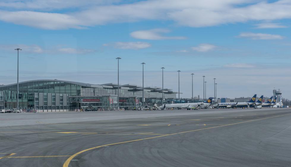 6 lat terminalu wrocławskiego lotniska. 13,5 mln pasażerów