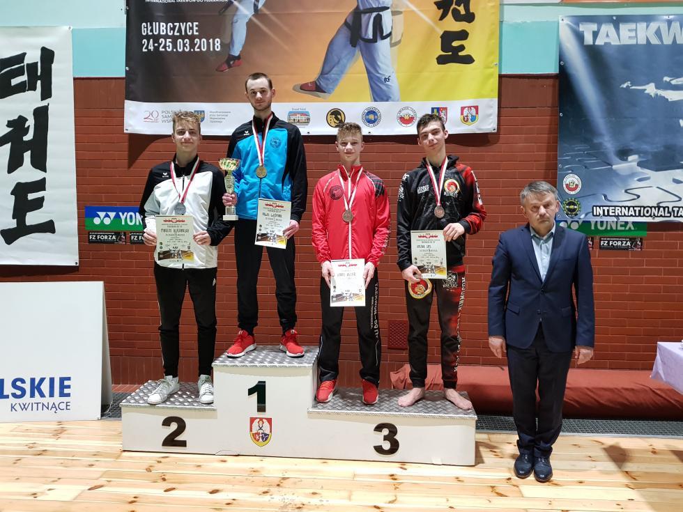 LKT Legnica na Grand Prix Polski Głubczyce 2018