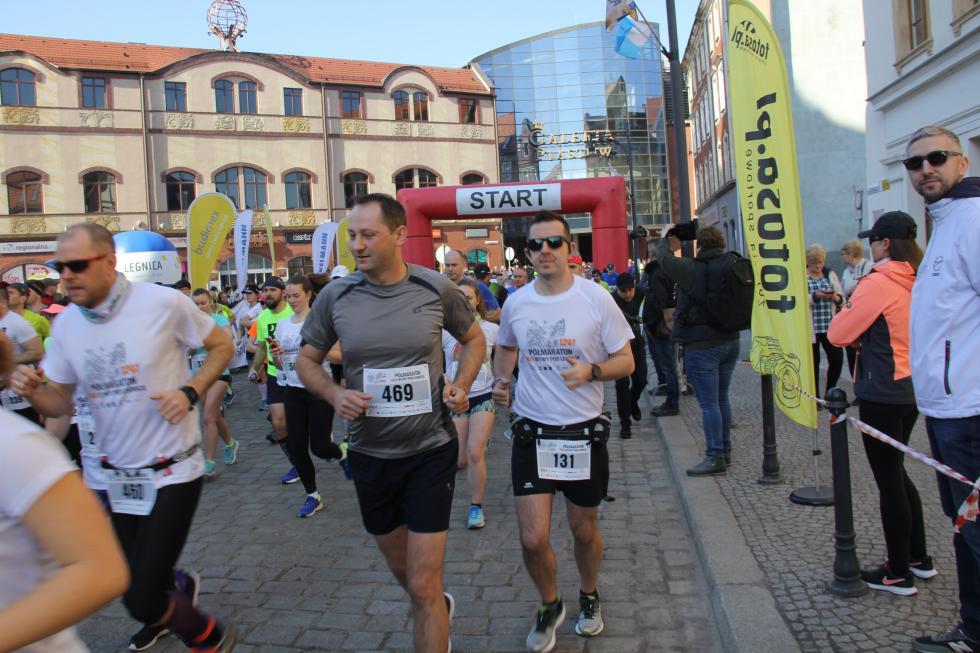 Półmaraton Bitwy Legnickiej – 1241. Jedyny taki bieg
