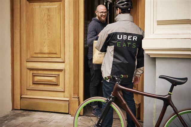 Uber Eats dostępny weWrocławiu