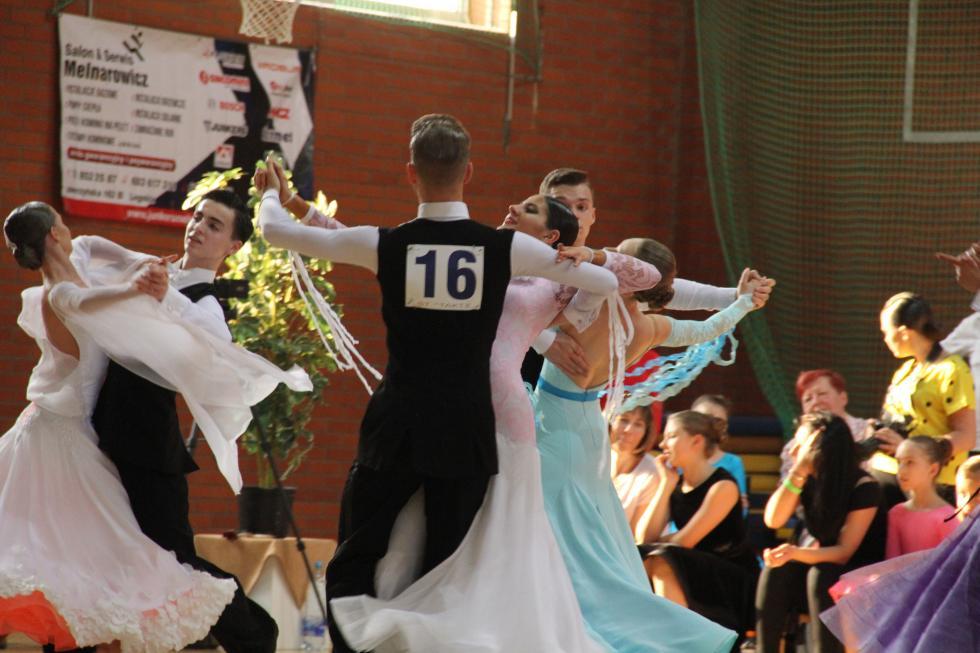 Święto tańca wLegnicy. 150 par walczyło opuchar prezydenta