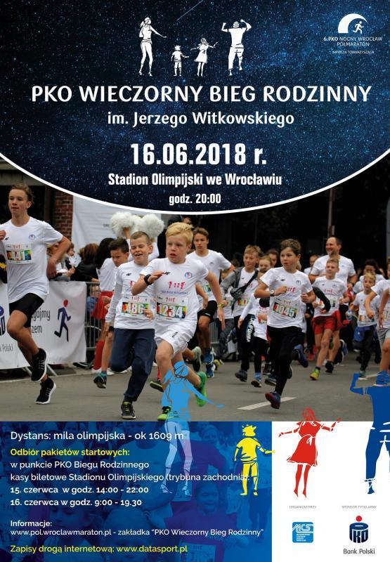 PKO Wieczorny Bieg Rodzinny im. Jerzego Witkowskiego