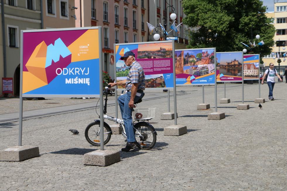 Legnica iMiśnia miastami partnerskimi