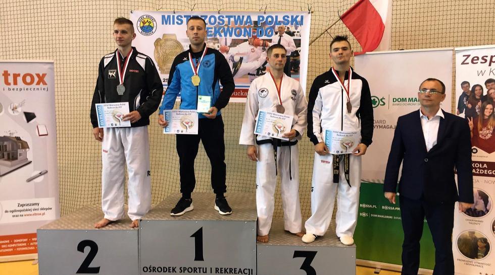 XXXI Mistrzostwa Polski Seniorów iMłodzieżowców 2018