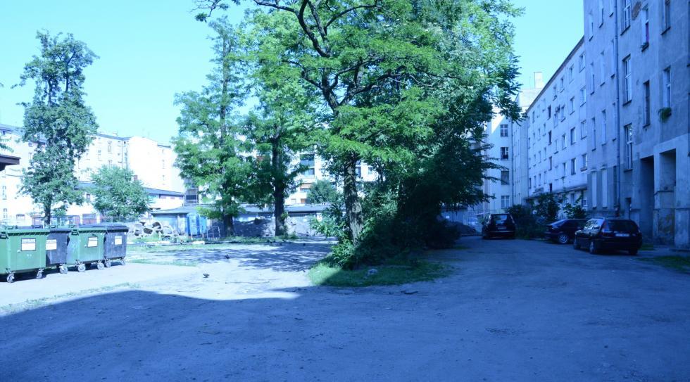 Nowe podwórka na Przedmieściu Oławskim