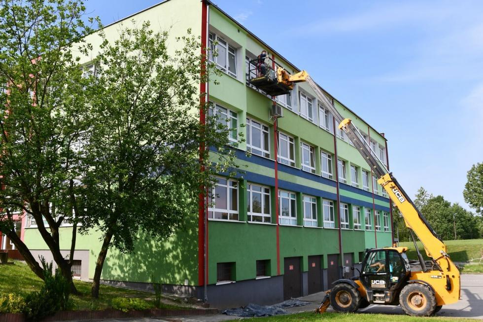 Budowa Zakładu Opiekuńczo-Leczniczego na ukończeniu