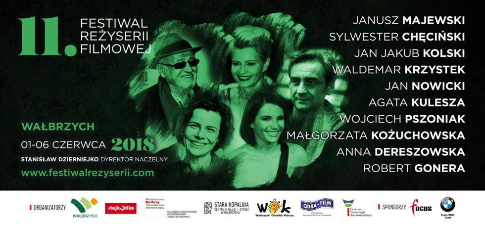 W Wałbrzychu rusza dziś  Festiwal Reżyserii Filmowej