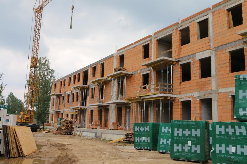 TBS buduje ekologiczne inowoczesne mieszkania
