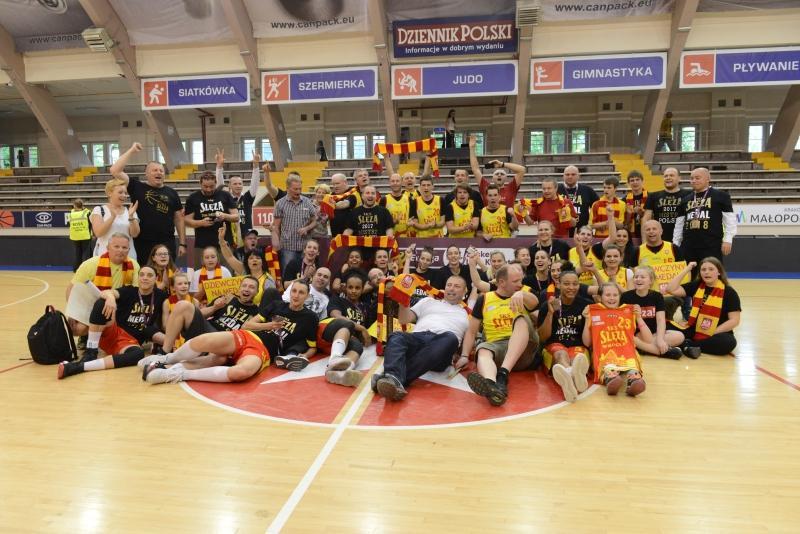 Klub Kibica Ślęzy dołączył doprogramu 500po500