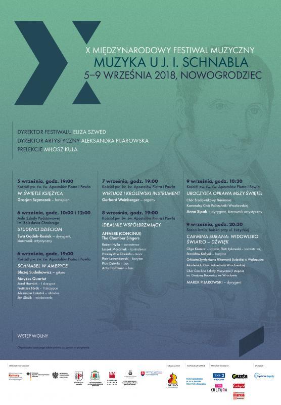 Międzynarodowy Festiwal Muzyczny wNowogrodźcu