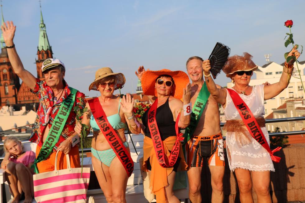 W Legnicy wybrano Miss Bikini iMistera 65+