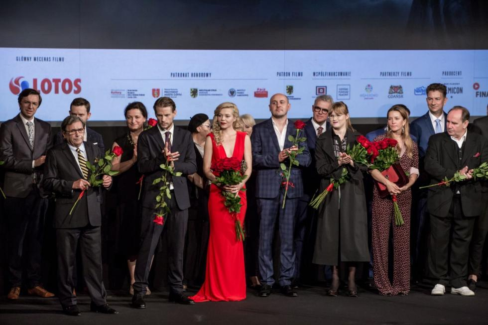 """Plejada gwiazd na uroczystej premierze filmu """"Kamerdyner"""""""
