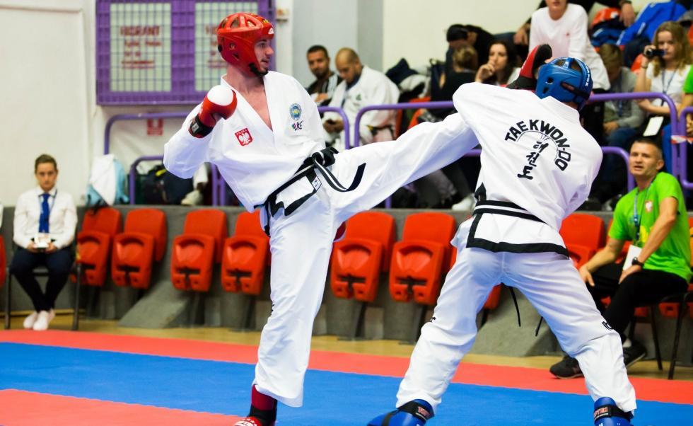 Legniccy taekwondocy rewelacją Pucharu Europy wRumunii