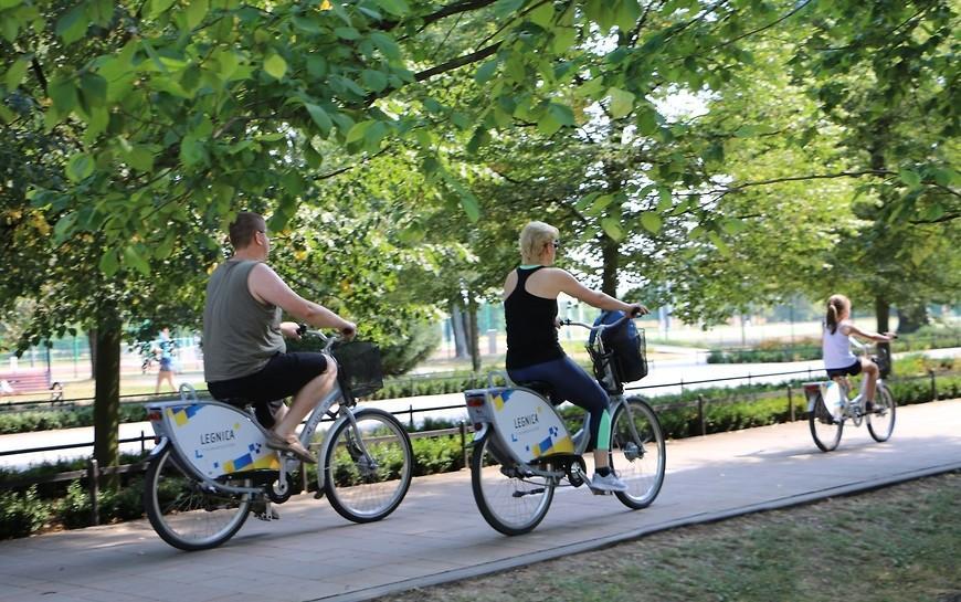 Rekordowy rok Legnickiego Roweru Miejskiego. Wkwietniu powróci