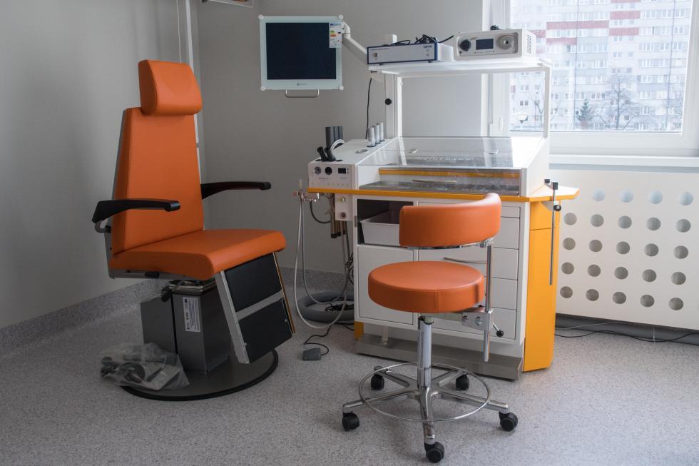 Zmodernizowane Centrum Neuropsychiatrii NEUROMED