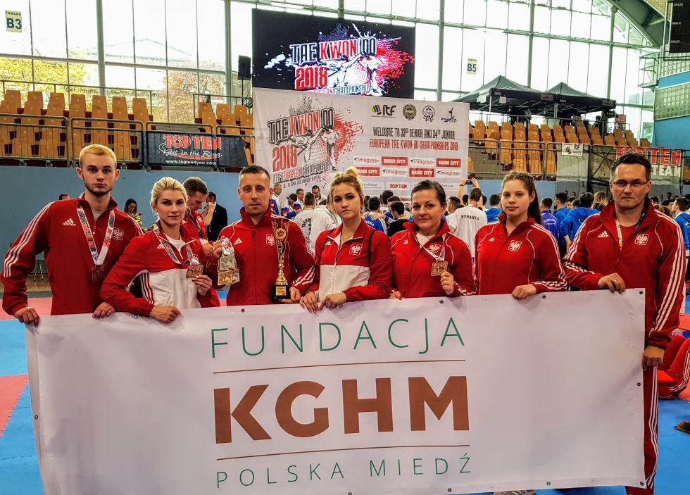 Legniczanie powołani doreprezentacji Polski