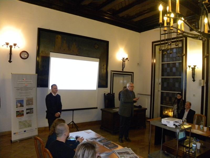 Muzeum wZiębicach - Muzeum Miejskie wJaromierzu. Miasta partnerskie - muzea partnerskie