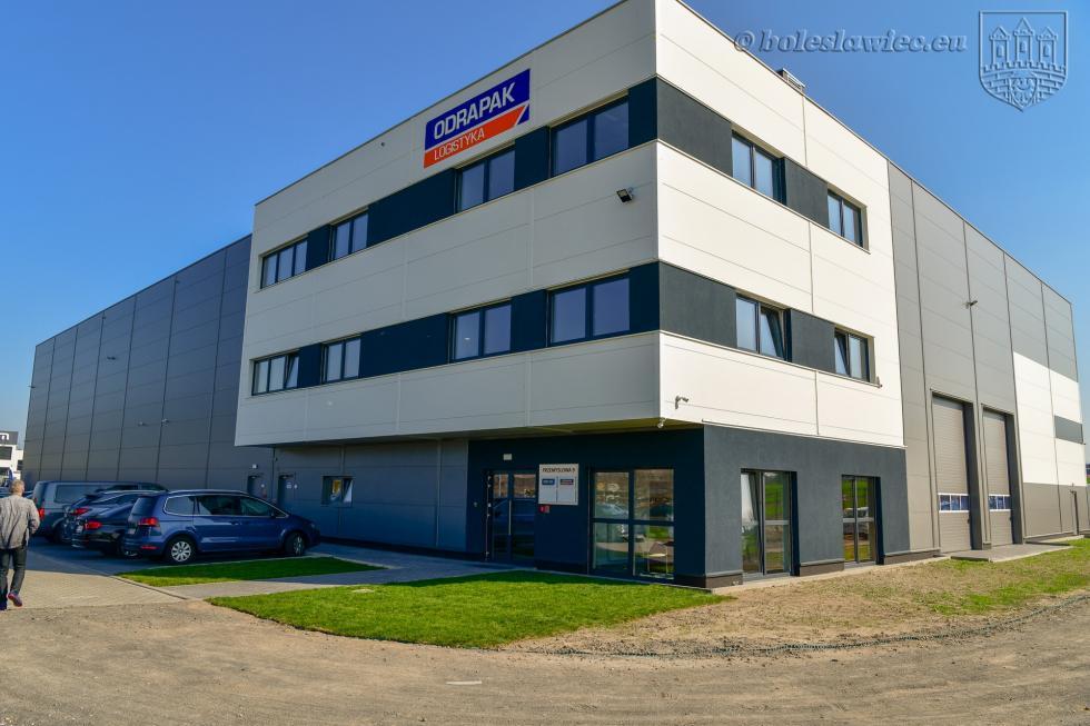 Nowa inwestycja firmy Odra Pak na terenie strefy wBolesławcu