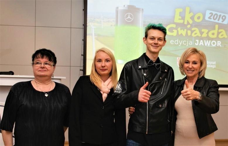 Legniczanie wygrali konkurs filmowy Eko Gwiazda. Pojadą doStuttgartu