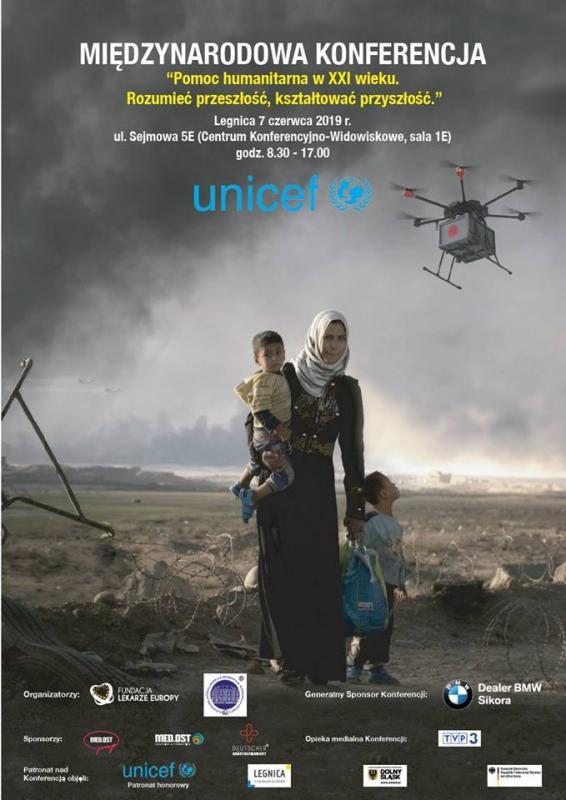 Międzynarodowa Konferencja pt. Pomoc humanitarna wXXI wieku