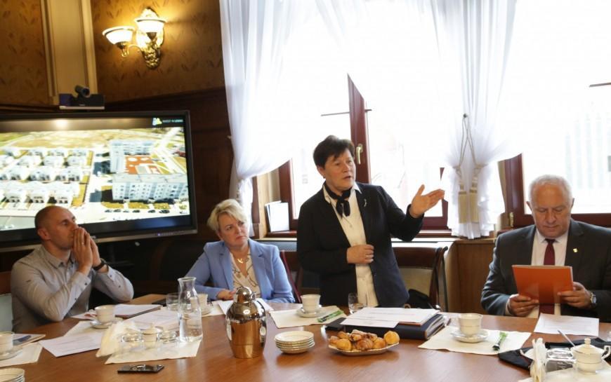 Komisja sportu Związku Miast Polskich docenia osiągnięcia Legnicy