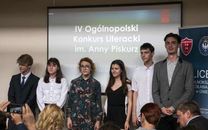 Legniczanka Paulina Salawa zdobyła nagrodę wkonkursie literackim