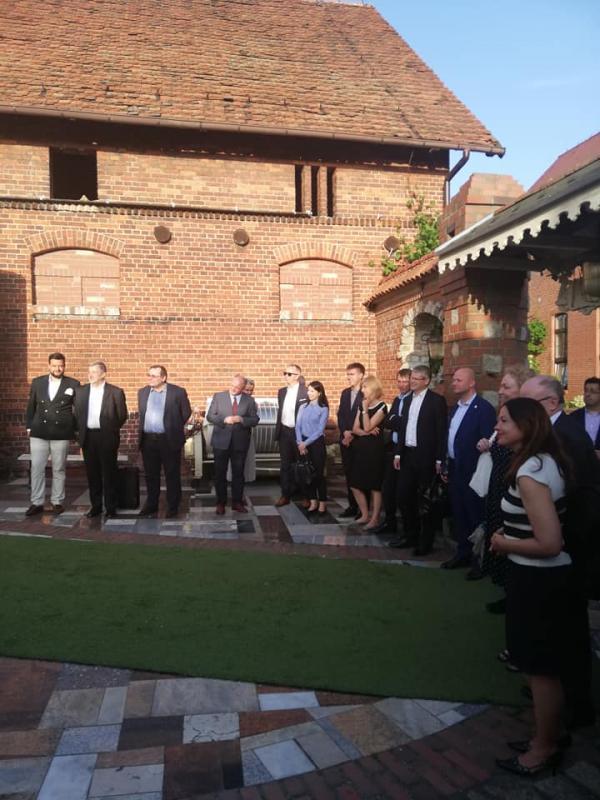 W Miękini gościli dyplomaci