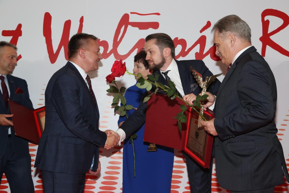 Gmina Środa Śląska uhonorowana nagrodą Orła Polskiego Samorządu