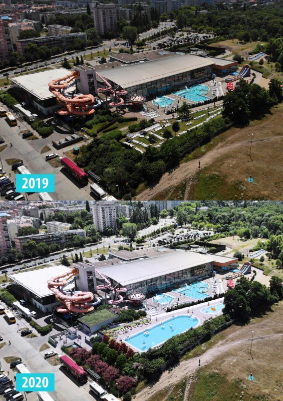 Przetarg na rozbudowę Aquaparku rozstrzygnięty