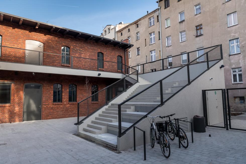 Przekazanie kluczy donajwiększego wrocławskiego Centrum Aktywności Lokalnej
