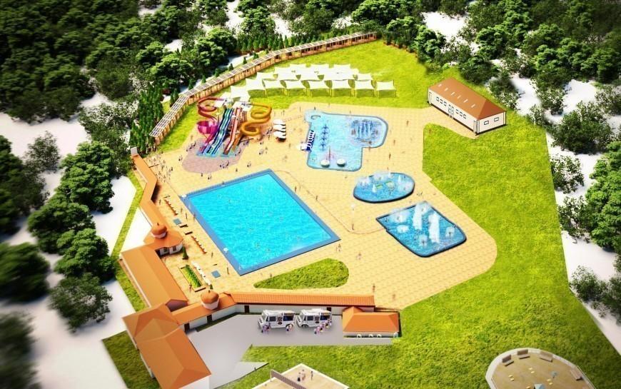 Legnicki Park Wodny AquaFun. Umowa na budowę podpisana