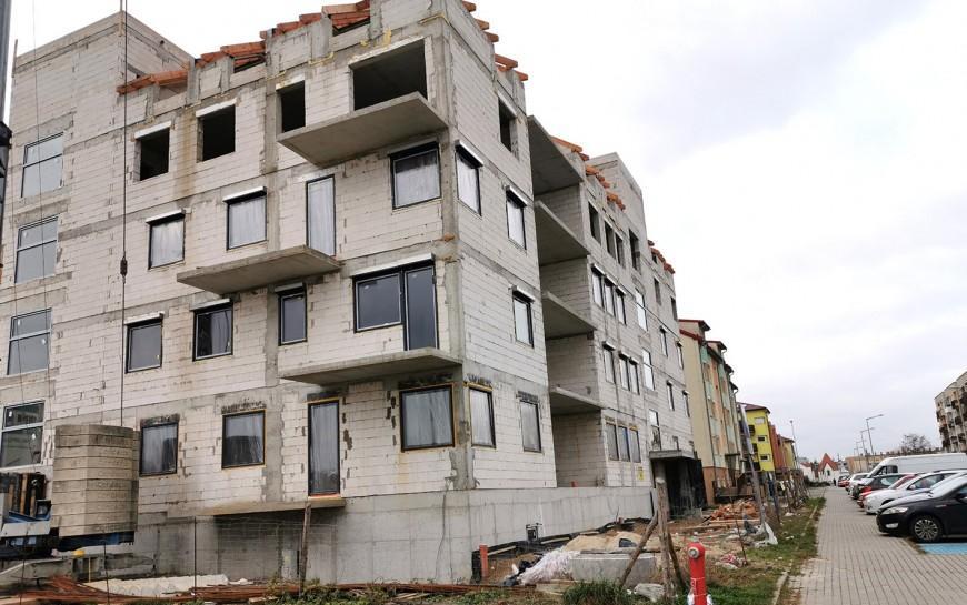 Rekordowy rok wlegnickim budownictwie. Powstaje 547 nowych mieszkań