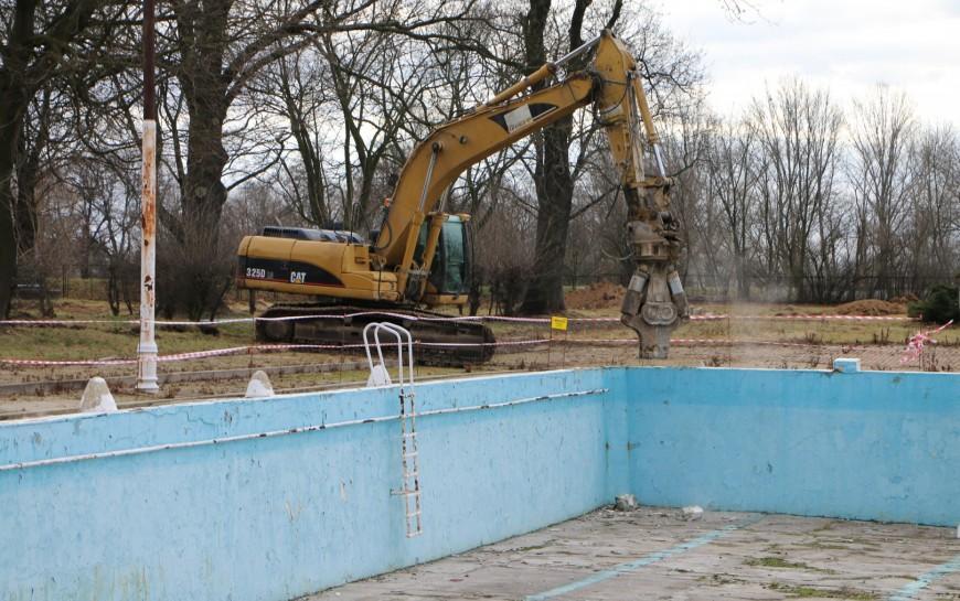 Trwa budowa Legnickiego Parku Wodnego