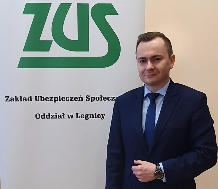 Legnicki ZUS ma nowego dyrektora