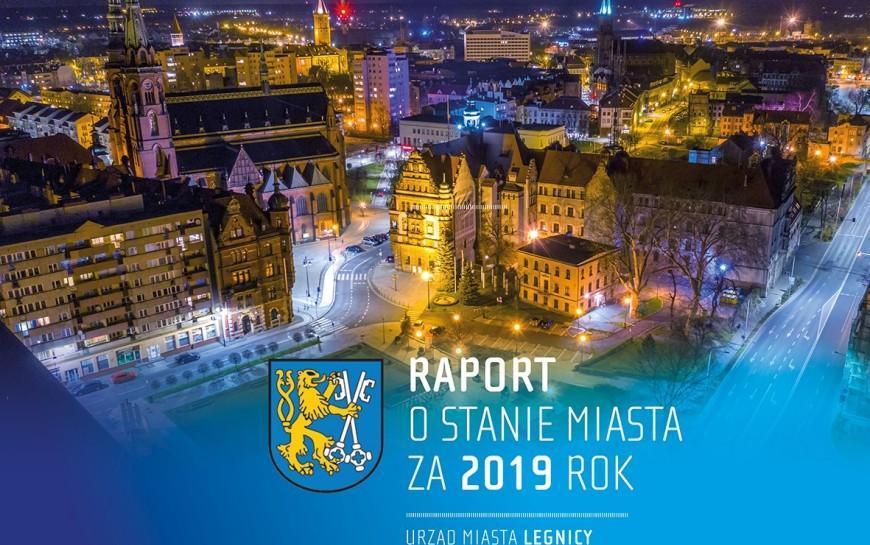 Raport ostanie miasta za rok 2019