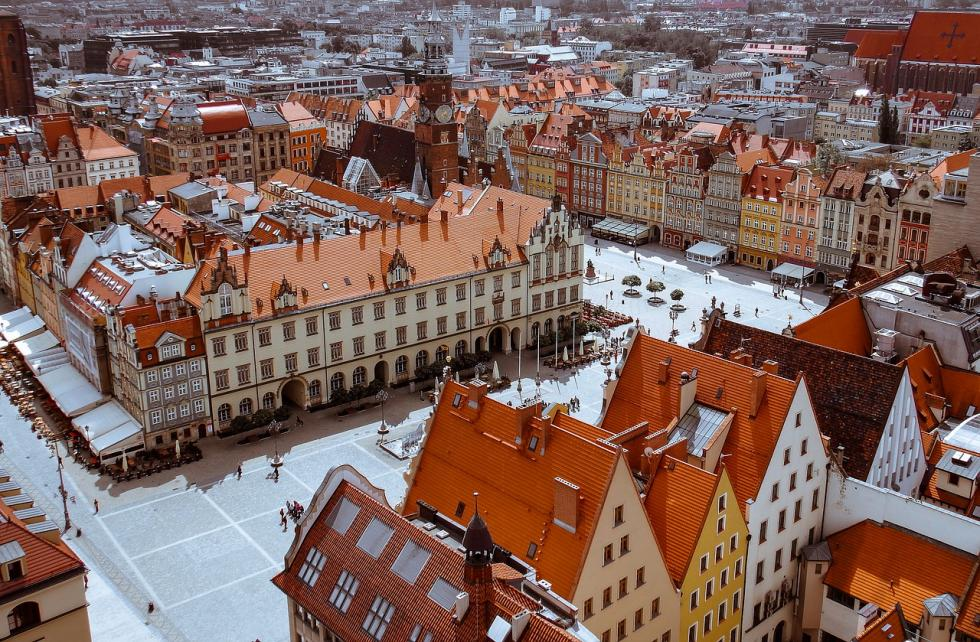 Dlaczego warto zamieszkać weWrocławiu?