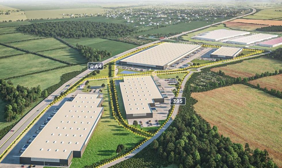 Hillwood Polska inwestuje wŻórawinie