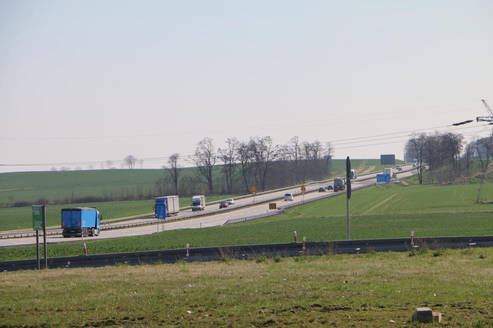 Kierowcy ciężarówek zapowiadają wśrodę 23 grudnia protest  na A-4