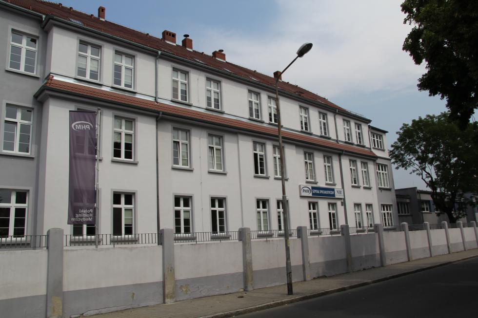 Pomoc Gminy dla Powiatu na remont iwyposażenie budynku dawnego szpitala powiatowego