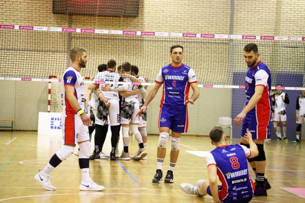 EWinner Gwardia Wrocław - jak wygrywać, to nie wKrakowie