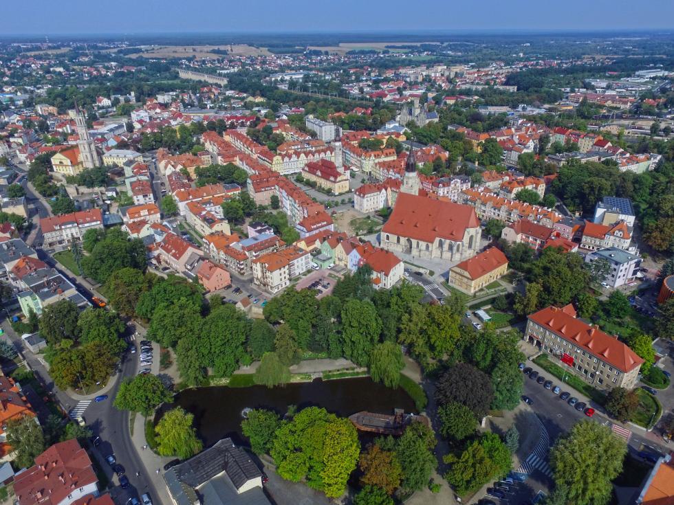 Bolesławiec wspiera Wojewódzki Fundusz Ochrony Środowiska iGospodarki Wodnej wwalce oczyste powietrze
