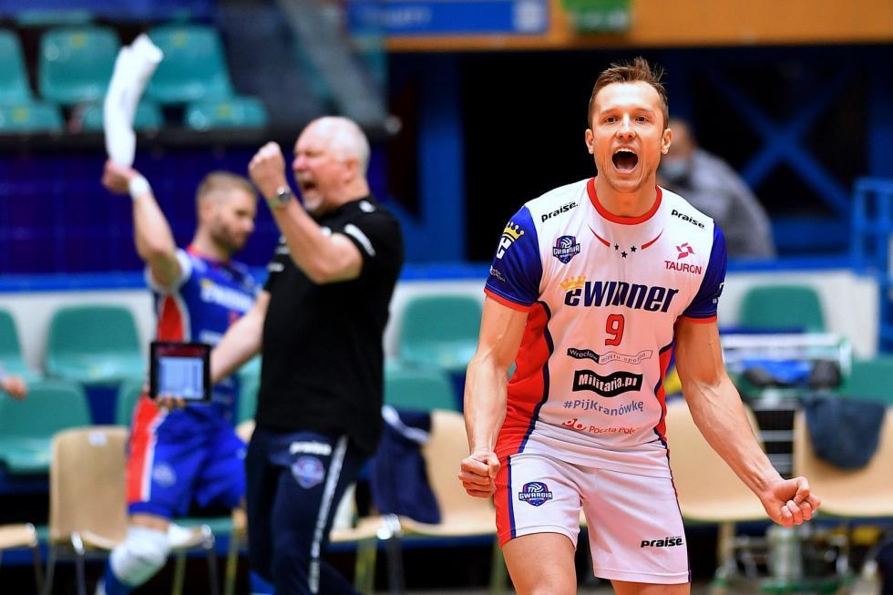 EWinner Gwardia Wrocław - ważne trzy punkty wKluczborku