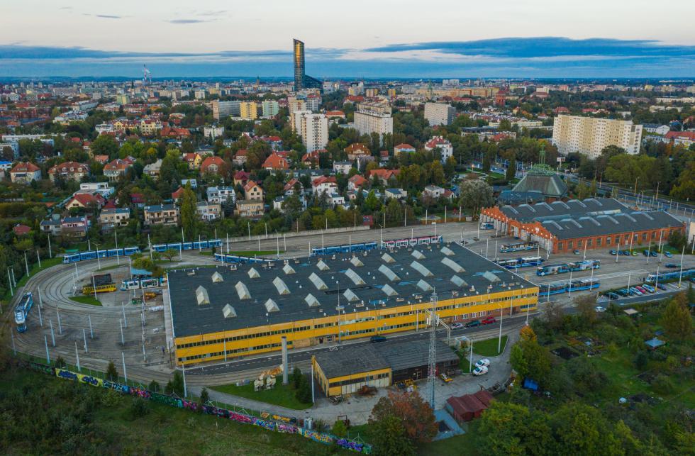 Prawie 500 mln zł dla MPK Wrocław odbanków